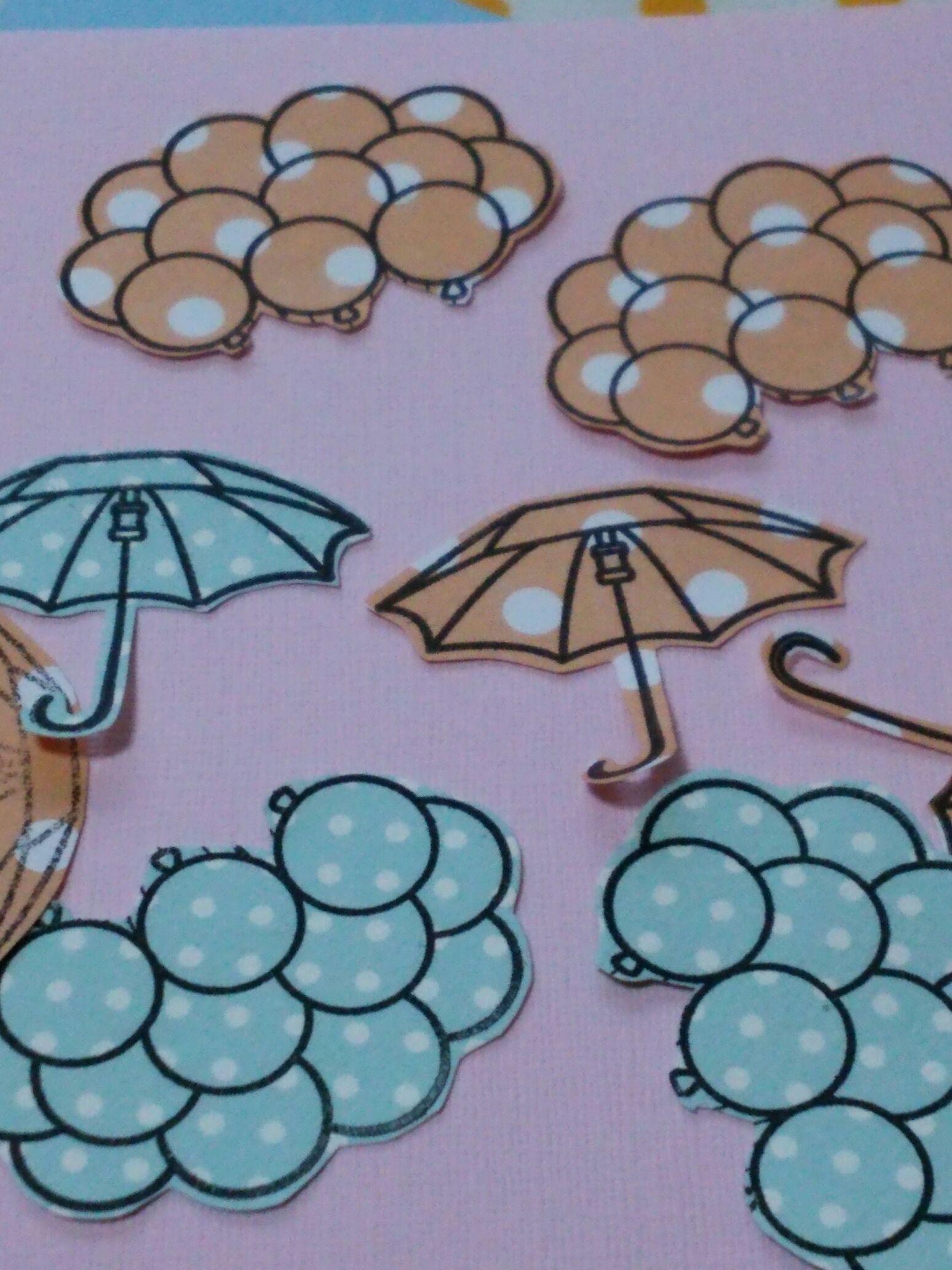 雨の日はちょきちょきデー